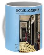 House And Garden Household Equipment Number Coffee Mug