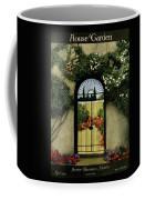 House And Garden Interior Decoration Number Coffee Mug