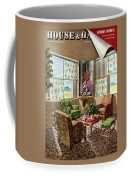 House And Garden Issue About Southern California Coffee Mug