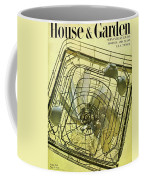 House And Garden Servant Less Living Houses Cover Coffee Mug