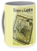 House And Garden Servant Less Living Houses Cover Coffee Mug
