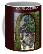 House And Garden Small House Number Coffee Mug