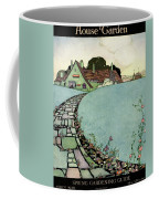 House And Garden Spring Garden Guide Coffee Mug