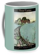 House And Garden Spring Garden Guide Coffee Mug