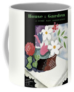 House And Garden Summer Furnishings Number Cover Coffee Mug