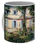 House At Rueil Coffee Mug