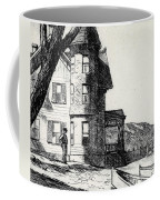 House By A River Coffee Mug