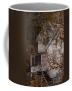 House In Fall Coffee Mug