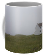 House In The Fog Coffee Mug