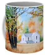 House In The Meadow Coffee Mug