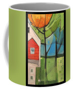 House In The Trees Coffee Mug