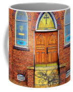 House Of God Coffee Mug
