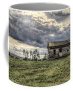 House On A Hill Coffee Mug
