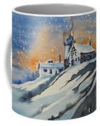 House On Hill Coffee Mug