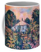 House On Route 11 Coffee Mug