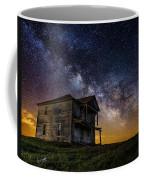 House On The Hill Coffee Mug
