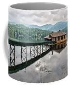 House On The Lake Coffee Mug