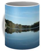 House On The Pond Coffee Mug