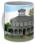 House Coffee Mug by Rhonda Barrett