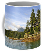 House Upon A Rock Coffee Mug