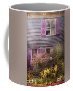 House - Victorian - A House To Call My Own  Coffee Mug by Mike Savad