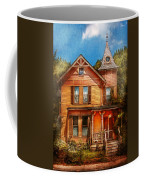 House - Victorian - The Wayward Inn Coffee Mug
