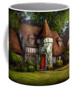 House - Westfield Nj - Fit For A King Coffee Mug