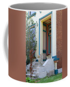 House With Griffin Lafayette Square St Louis Coffee Mug