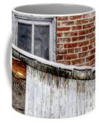 House With Shed 13122 Coffee Mug