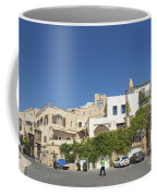 Houses In Jaffa Tel Aviv Israel Coffee Mug