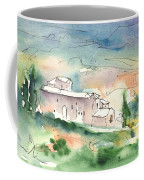 Houses In Montepulciano In Tuscany 02 Coffee Mug