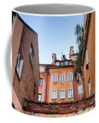 Houses In The Old Town Of Warsaw Coffee Mug