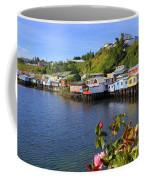 Houses On Stilts Coffee Mug