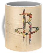 Houston Rockets Logo Art Coffee Mug