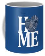 Houston Street Map Home Heart - Houston Texas Road Map In A Hear Coffee Mug