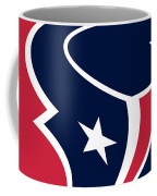 Houston Texans Coffee Mug by Tony Rubino