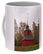 Houtskari Church Clock Tower Coffee Mug
