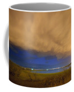 Hovering Stormy Weather Coffee Mug