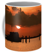 Hovering Sun Coffee Mug