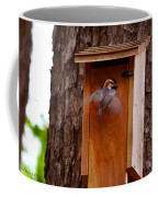 Hovering Coffee Mug