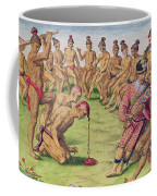 How A Sentry Was Treated For Negligence Coffee Mug