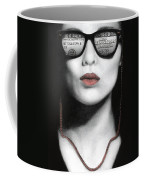 How Do I Love Thee...let Me Count Your Money Coffee Mug
