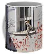 How Much Is That Doggie In The Window? Coffee Mug by Kurt Van Wagner
