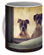How Much Is That Doggie In The Window? Coffee Mug by Stephanie McDowell