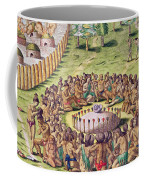 How The Chief Is Buried Coffee Mug