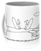 How Will You Ever Know Whether You're A Flying Coffee Mug