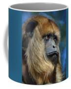 Howler Monkey Coffee Mug