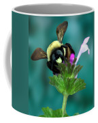Winging The Wildflowers  Coffee Mug