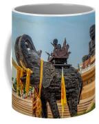 Huay Mongkol Temple  Coffee Mug by Adrian Evans