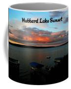 Hubbard Lake Coffee Mug